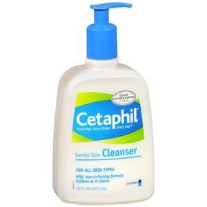 Cetaphil Cream Cleanser