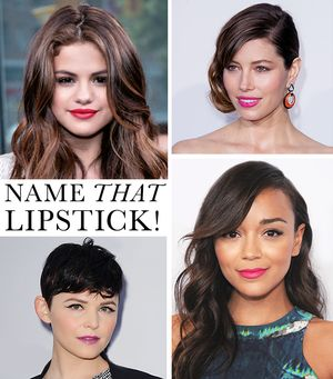 Celeb-Approved Lip Colours for Summer