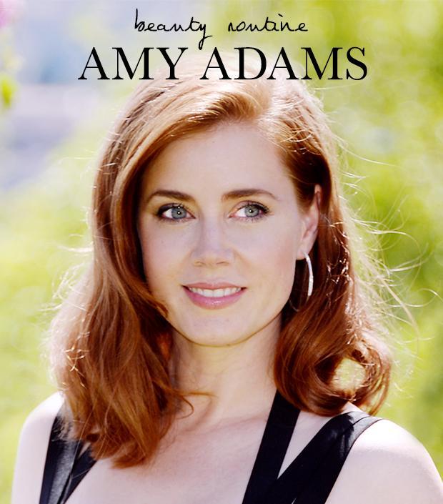 Amy Adams Beauty Routine Byrdie Uk
