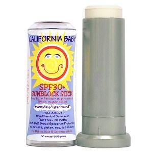 California Baby Sunscreen Stick