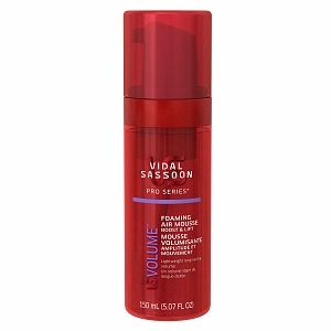 Vidal Sassoon Pro Series Foaming Air Boost and Lift Mousse