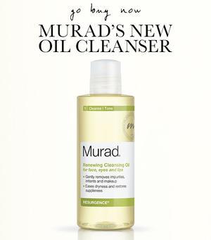 Go Buy Now: Murad Renewing Cleansing Oil