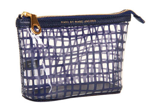 Marc by Marc Jacobs Checkmate Landscape Zip Pouch