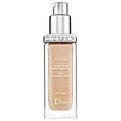 Dior Nude Skin-Glowing Foundation