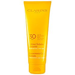 Clarins High Protection Sunscreen Cream