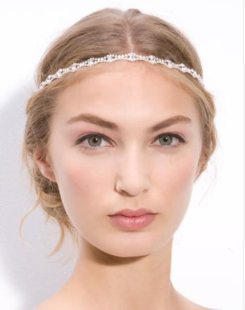 Tasca Vintage Crystal Headband