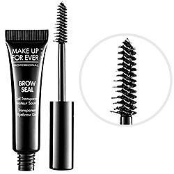 Make Up For Ever Brow Seal Transparent Eyebrow Gel