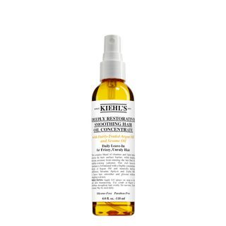Kiehl's Deeply Restorative Smoothing Hair Oil Concentrate