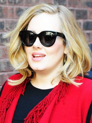 Adele Just Wore the Ultimate Holiday-Season Staple