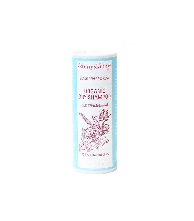Skinnyskinny Rose and Black Pepper Organic Dry Shampoo