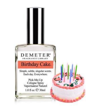 Demeter Beauty Demeter Birthday Cake