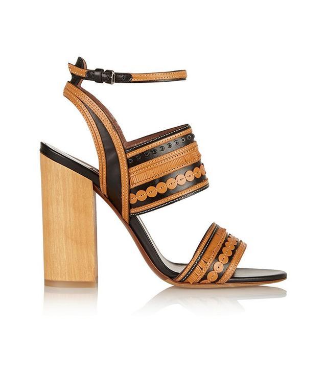 Tabitha Simmons Shaewood Leather Sandals