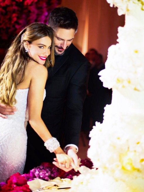 Sofia Vergaras Wedding Ring Is Stunning See The Photo