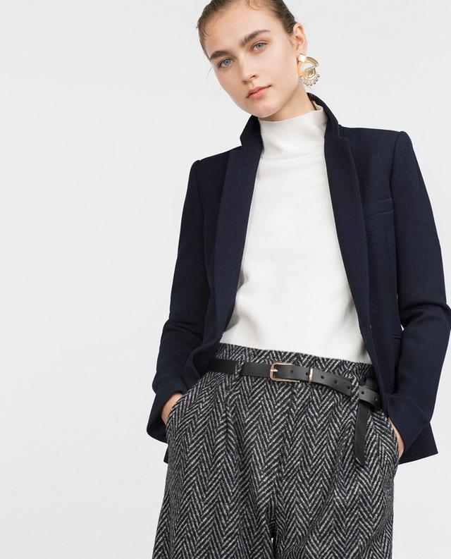 Zara Structured Blazer