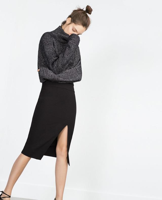 Zara Tube Skirt