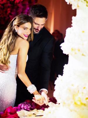Sofia Vergara's Wedding Ring Is Stunning: See the Photo!