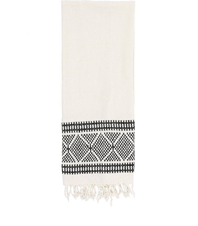 Madeline Weinrib Embroidered Hand Towel