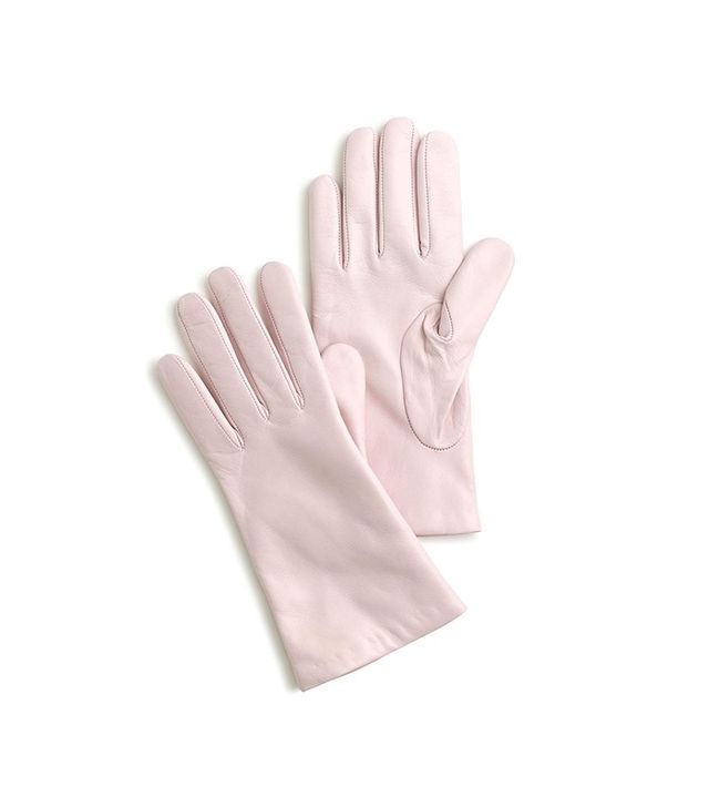 J.Crew Italian Leather Gloves