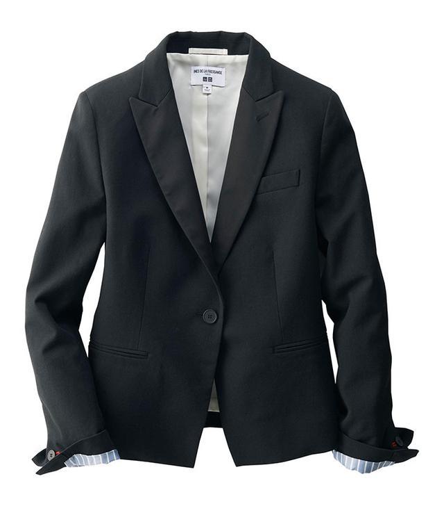 Uniqlo Tuxedo Jacket
