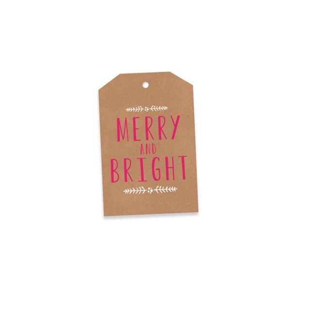 Elm Paper Gift Tags PK 6