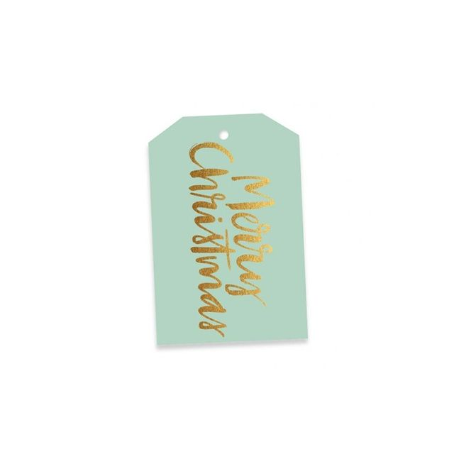 Elm Paper Gift Tags PK 10