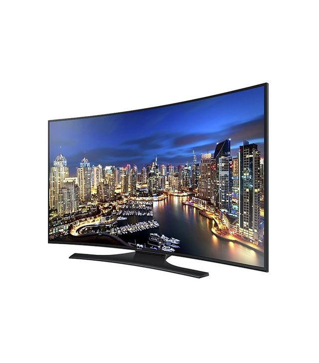 Samsung Curved 55-Inch 4K Ultra HD Smart LED TV