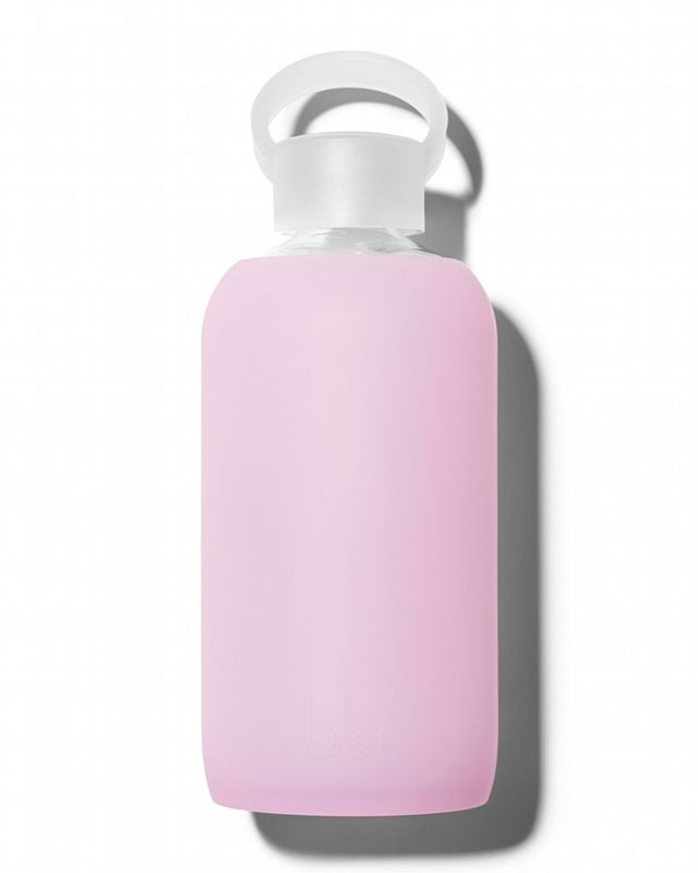 bkr Bubbly Glass Water Bottle