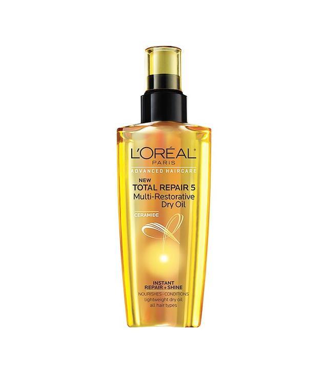 L'Oréal Ceramide Total Repair 5 Multi-Restorative Dry Oil