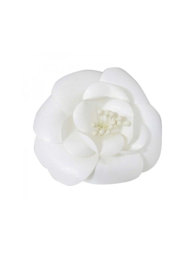 Chanel Camellia Flower Pin Brooch