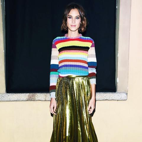 Trend Report: Rainbow Stripes
