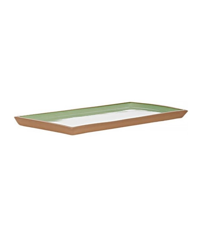 Ceramiche Bucci Game Rectangular Tray
