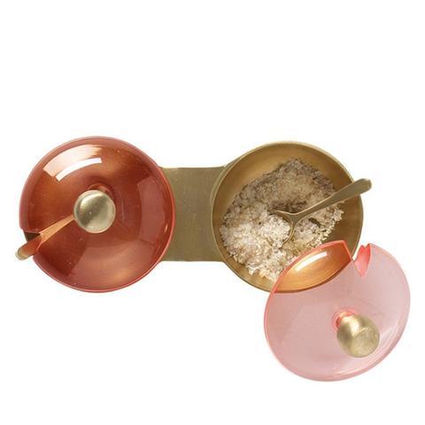 Pink Spice Dish