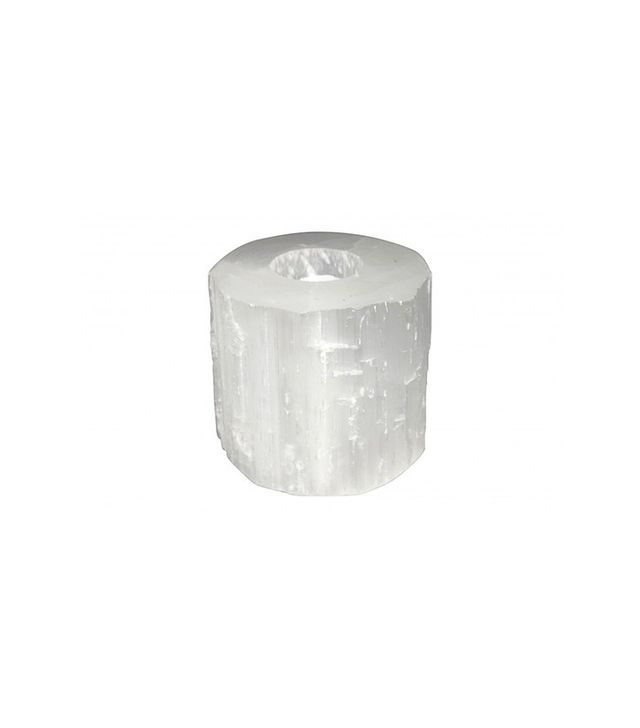 Jayson Home Selenite Tea Light Holder
