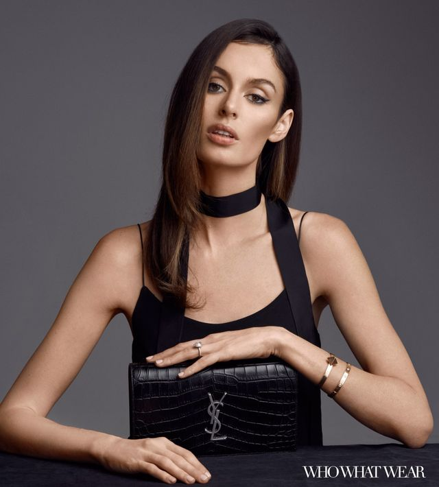 Who What Wear Australia: Where do you get your style inspiration from?  Nicole Trunfio: I'm inspired by the moment, I like to feel confident and comfortable in whatever I am wearing. I like...