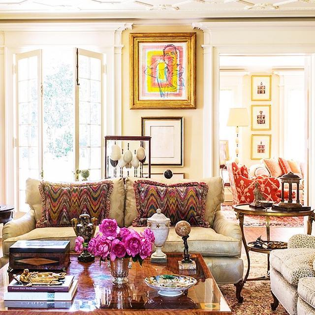 Inside an Interior Designer's Elegant Los Angeles Home