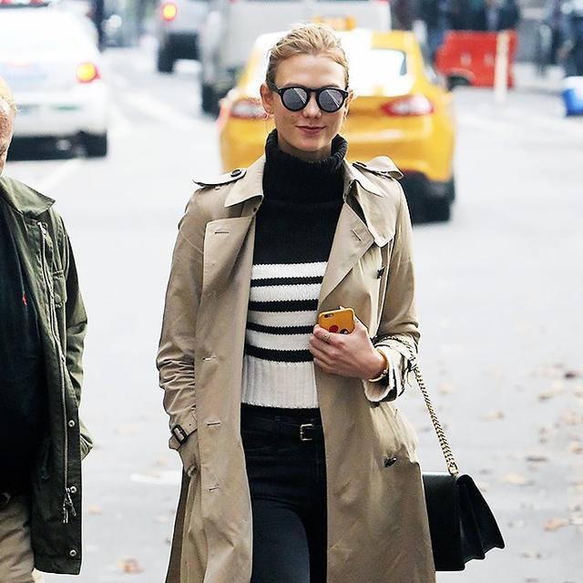 From Karlie Kloss to Gigi Hadid, How to Bundle Up Like a Celebrity