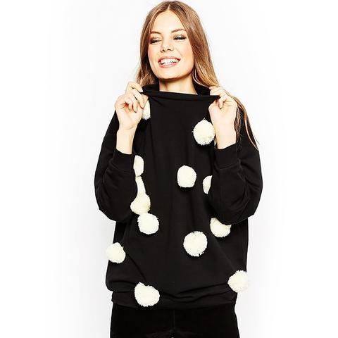 Holidays Snowball Sweater