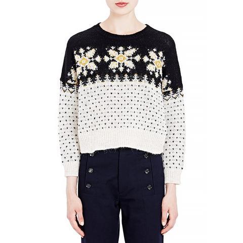 Fair Isle Gillian Sweater