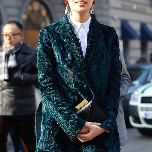 The Best Coats to Wear Over Your NYE Dress