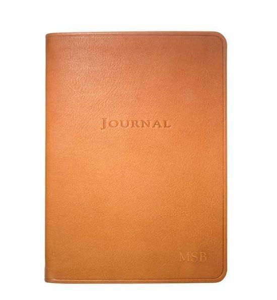 Papier DÁmour Leather Journal