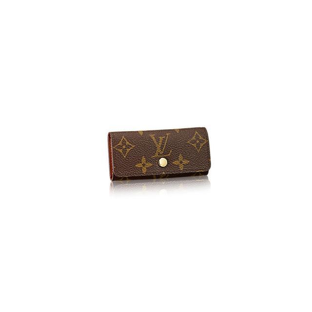 Louis Vuitton 4 Key Holder Monogram