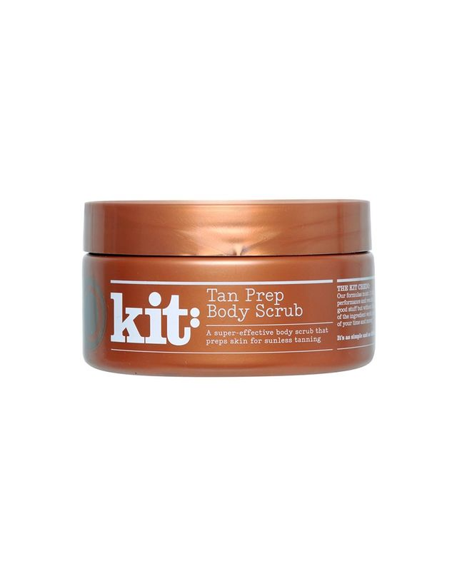 Kit Tan Prep Body Scrub