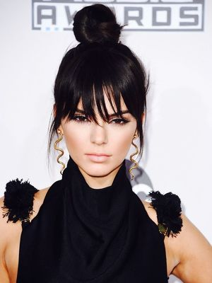 5 Celeb-Inspired Ways to Style a Topknot This Fall
