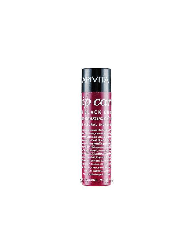 Apivita Lip Care with Black Currant