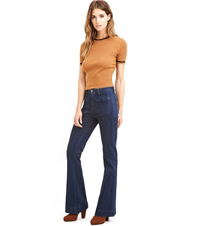Forever 21 Contemporary Classic Flares