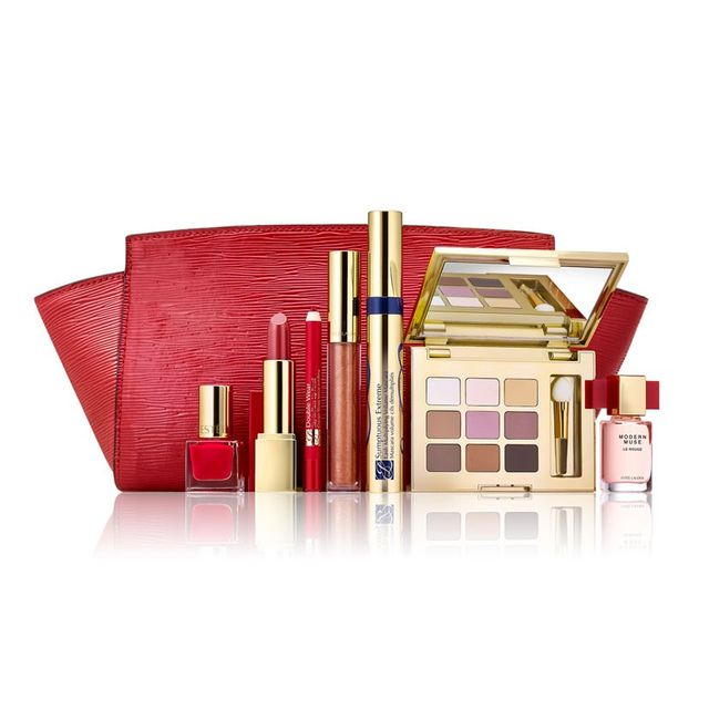 Estée Lauder Ready in Red Makeup Collection