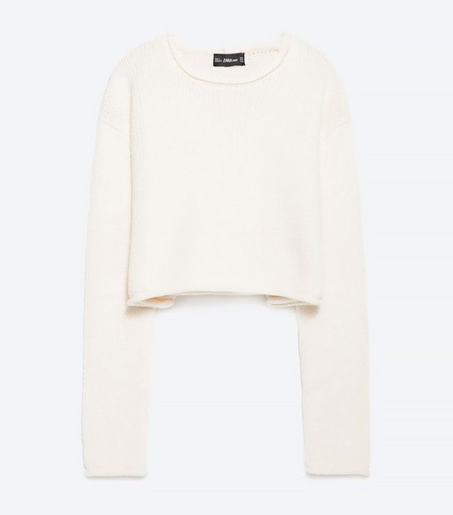 Zara Round Neck Sweater