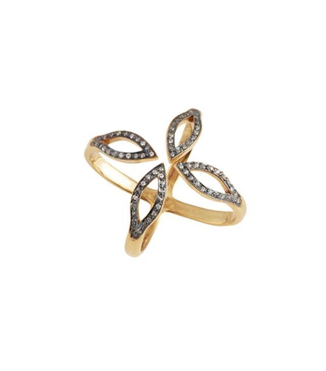 Bam-B Petale Diamond Ring