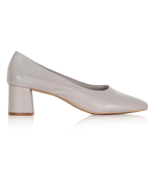 Topshop Juno Soft Ballet Mid Shoes