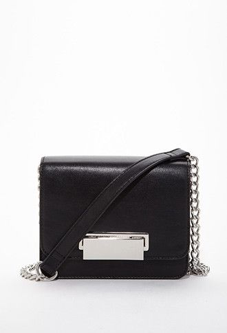 Forever 21 Chain Strap Crossbody Bag